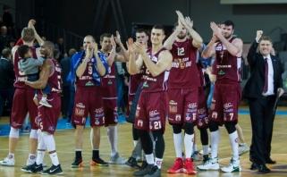 M.Ignatavičius: turime šansų kitą sezoną žaisti Europos taurėje