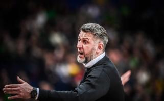 LSU magistro sieksiantis rinktinės treneris D.Maskoliūnas: reikia augti