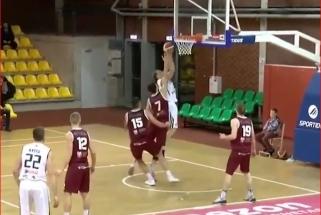 NKL savaitės MVP - O.Kaminskis, tarp naudingiausiųjų - ir LKL blykstelėjęs žalgirietis