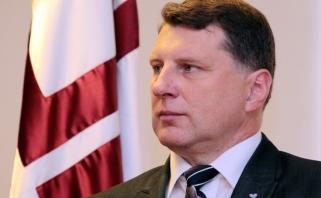 Latvijos krepšinio federacijos vadovu tapo buvęs šalies prezidentas