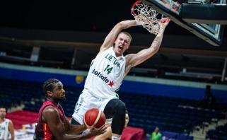 """Puiki žinia: lemiamas """"Eurobasket 2022"""" atrankos """"burbulas"""" - vėl Vilniuje"""