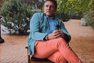 """V.Chomičius: apie įsimintiniausią pergalę, dvikovą su M.Jordanu ir """"Žalgirį"""""""