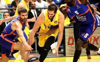 """Vienam """"Maccabi"""" lyderių prireiks kelio operacijos"""