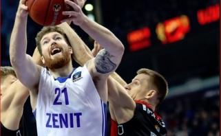 """R.Kurtinaitis džiaugiasi iš """"Zenit"""" į """"Chimki"""" perėjusiu puolėju"""