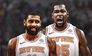 """J.Rose'as: jei ne trauma, K.Durantas būtų pasirinkęs """"Knicks"""", o ne """"Nets"""""""