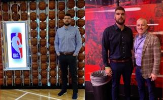 LKF užmezgė ryšius su NBA esporto padaliniu