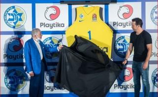 """""""Maccabi"""" keičia generalinį rėmėją ir pavadinimą"""