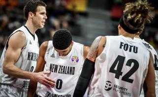 Naujoji Zelandija užtikrintai susitvarkė su be savo žvaigždės žaidusiais japonais