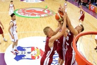 Mače su Lietuva latviams nepadės NBA, bet bus Eurolygos žaidėjai (sąrašas)