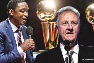 """I.Thomasas: jei Birdas nebūtų manęs atleidęs iš """"Pacers"""" trenerio pareigų, taptume čempionais"""