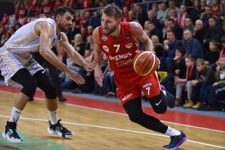 Karjeros rungtynes sužaidęs G.Radzevičius - savaitės MVP
