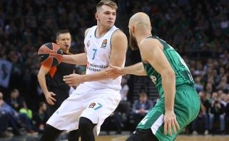Naujojo krepšinio Mocarto gimtadienis: L.Dončičius seka legendos pėdomis