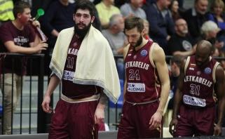 """""""Lietkabelis"""" po permainingos kovos nusileido Čekijos čempionams"""