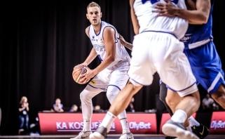 Tarp Europos čempionatą norinčių rengti valstybių - ir Estija