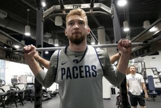 """D.Sabonio dienos Indianoje gali būti suskaičiuotos: """"Pacers"""" aktyviai ieško lietuviui naujo klubo"""