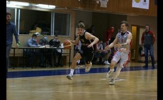 RKL - sėkmingas Slaninos sūnaus žaidimas ir paskutinių sekundžių asai iš Vilniaus