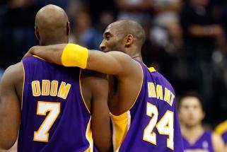 Prasilošęs Odomas prašė Kobe padengti jo skolą prieš pat legendos žūtį