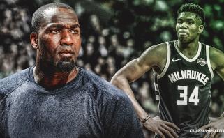 """K.Perkinsas: jei """"Bucks"""" nepateks į finalą, jie praras Giannį"""