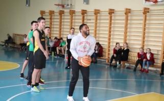 Jonavos klube - NBA G lygos naujokų biržoje pašauktas gynėjas