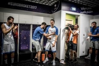Legendinis Čekijos krepšininkas J.Welshas baigia karjerą rinktinėje (video)