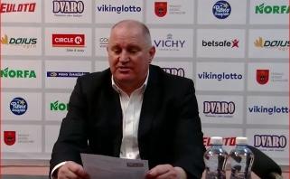 """Pasvalyje pralaimėjęs """"Vytautas"""" prarado ir teorinius šansus (komentarai)"""