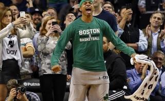"""NBA: """"Celtics"""" po 9 metų pertraukos tapo konferencijos nugalėtojais (rezultatai)"""