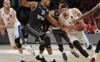 CSKA neturėjo vargo Bamberge