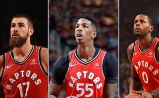 """Pasiliko tik Joną: """"Grizzlies"""" paliko dar vienas mainų su """"Raptors"""" metu gautas žaidėjas"""