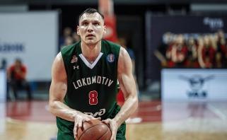 Oficialu: J.Mačiulis sukirto rankomis su FIBA Čempionų lygos nugalėtojais