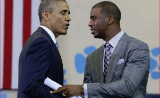 B.Obama papasakojo apie pokalbį su NBA žvaigždėmis, padėjusiu išgelbėti 2019-2020 metų sezoną