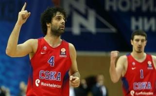 """Geros naujienos """"Maccabi"""": Tel Avive nežais CSKA lyderiai"""