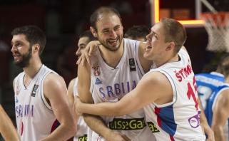 N.Krstičius baigia karjerą Serbijos rinktinėje