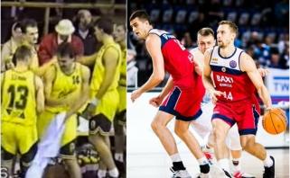 """D.Dulkio komanda pasiekė įspūdingą rekordą, bet Plungės """"Olimpo"""" nepranoko"""