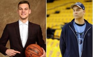 """Buvęs """"Grizzlies"""" vadovas apie """"Pistons"""" sprendimą pasikviesti Sirvydį: tai tikriausiai pokštas"""