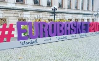 Eurobasket 2017: paaiškėjo Lietuvos rinktinės varžovai