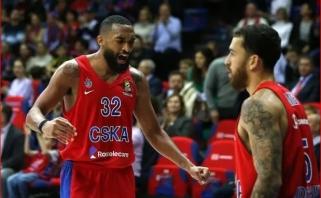 Hilliardas: Jamesas pergyvena dėl CSKA, stebina, kad daugelis mano, jog jis – blogas vaikinas