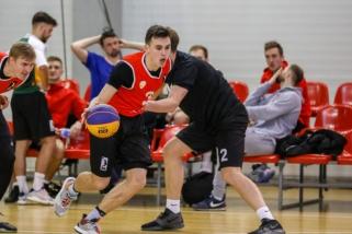 Gegužę – Lietuvos 3×3 krepšinio čempionato startas