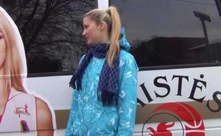 LMKL turų naudingiausios žaidėjos titulų rekordininkė - L.Svarytė
