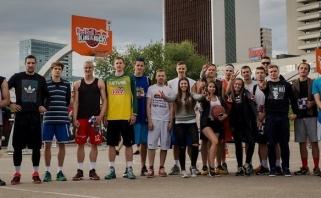 Paaiškėjo Lietuvos gatvės krepšinio čempionas (G.Orelikas pralaimėjo iškart)