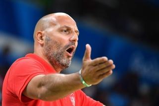 Serbų legenda A.Džordževičius dar prieš finalą pateko į žaidynių istoriją