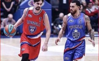 CSKA naujokas Švedas: aš ne Jamesas, jokių problemų nebus