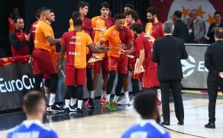 """""""Rytas"""" Stambule stoja į kovą su nuo gruodžio 7 dienos nepralaimėjusiu klubu"""
