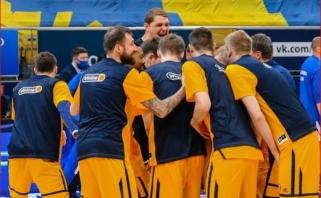 """Netikėtas Mozgovo sugrįžimas paženklintas """"Chimki"""" pergale"""