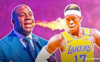 """Legendinis Magicas nenorėtų, kad Schroderis liktų """"Lakers"""" gretose"""