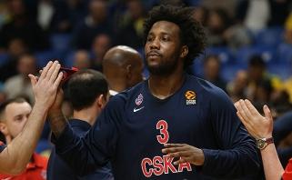 CSKA išsiskyrė su vilčių nepateisinusiu amerikiečiu