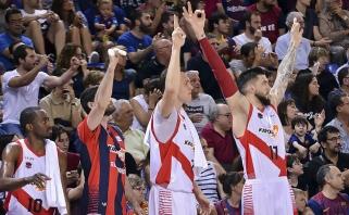 Žalgiriečius viliojantis Barselonos klubas vėl nepateko į finalą