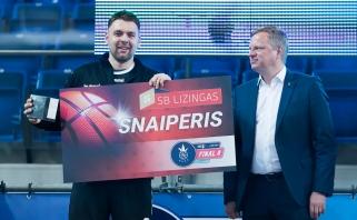 NKL snaiperių konkurse triumfavo KTU atstovas