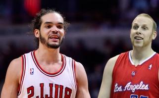 Noah: supratau, kaip sunku NBA, kai gyniausi prieš Kamaną, o dar laukė Mingas, Shaqas