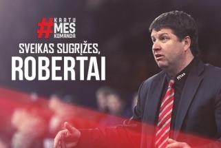 """Į """"Lietuvos rytą"""" sugrįžo R.Kuncaitis (komentarai)"""