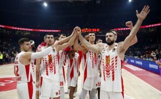 """Serbai nepasimoko: iš Eurolygos – dar viena solidi bauda """"Crvenai Zvezdai"""""""